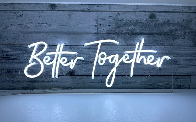 Neon-Sign-Better-Together